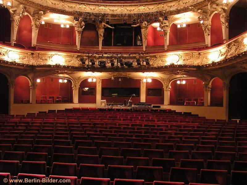 Bilder Aus Berlin Und Potsdam Theaterberliner Esemble